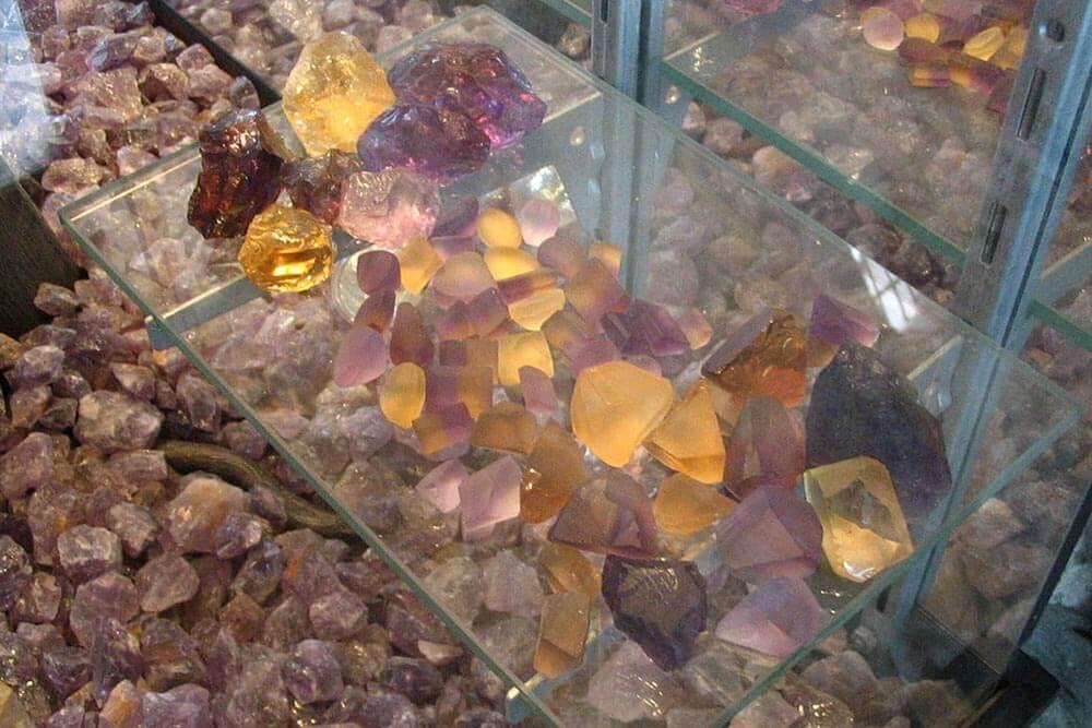 Ametryn - wszystko tym kamieniu