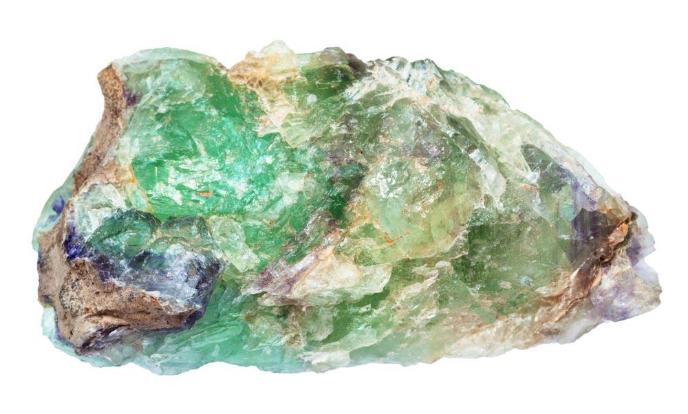 Cynofan kamień szlachetny nieobrobiony