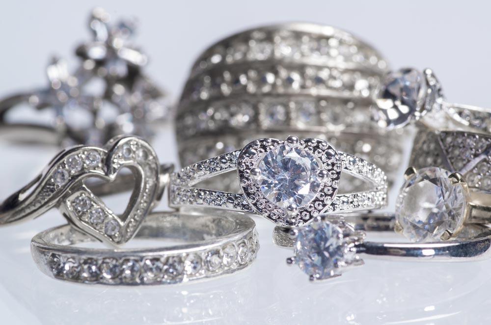 Srebro - idealne do produkcji biżuterii